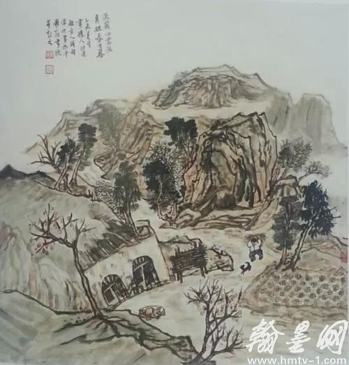 丹青诗墨 ▎纪念抗战70周年全国中青年书画作品邀请展
